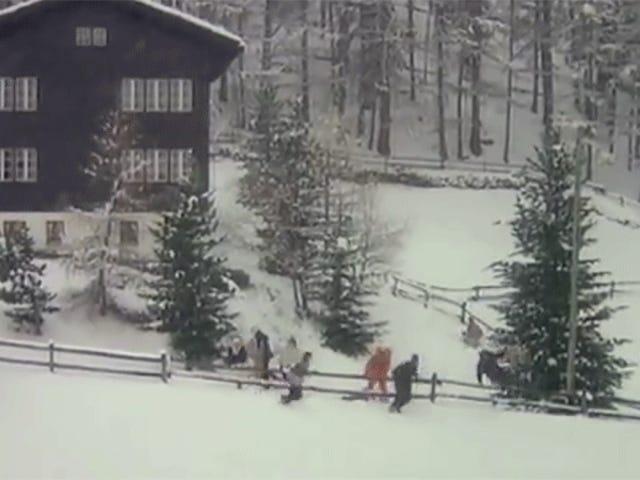 Một bộ phim dựa trên Wham! 'S' Giáng sinh cuối cùng 'đang trên đường
