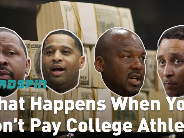 FBIのカレッジバスケットボール調査が簡単になりました