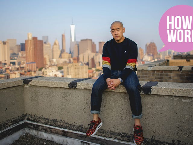 I'm STAPLE Founder Jeffstaple, and This Is How I Work