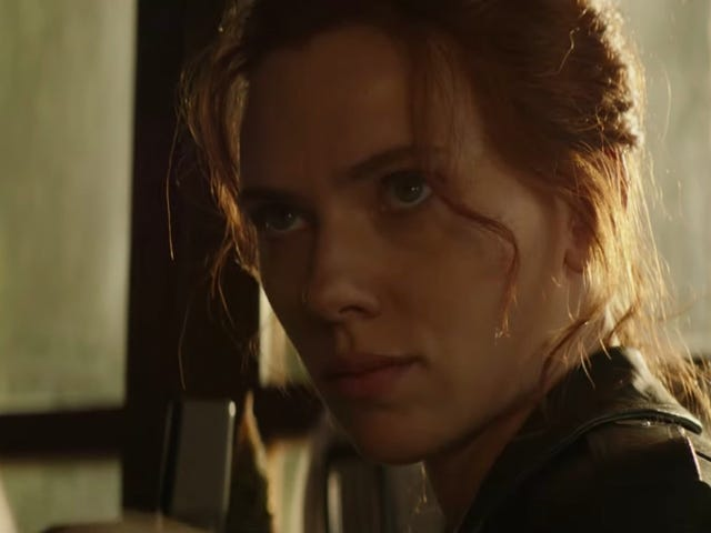The Latest Black Widow Footage Asks 'Who the Hell Is That Guy?'