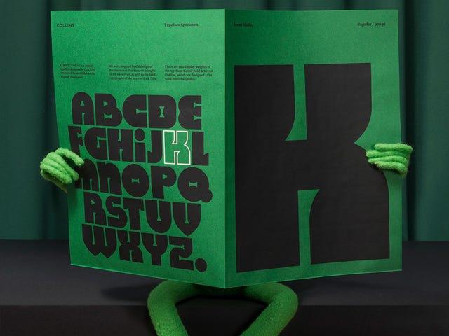 Kernit Is the Jim Henson-Inspired TypefaceMuppet Fans Deserve