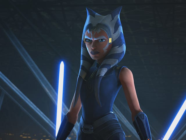 Star Wars: The Clone Wars compose son propre duel des destins