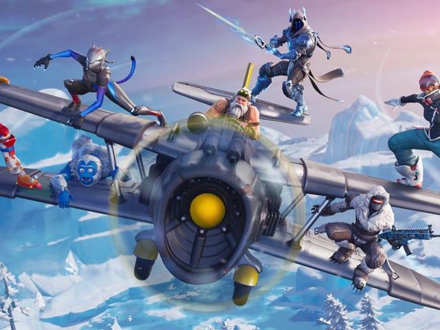 <i>Fortnite</i> desarrolladores de <i>Fortnite</i> hablan sobre el reaparte y los aviones que se saltan en la temporada 8
