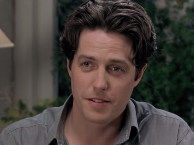 This supercut of Hugh Grant stammering in Notting Hill is over 2 minutes long