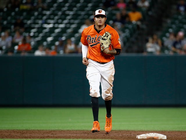 Yes, The Yankees Are In On Manny Machado