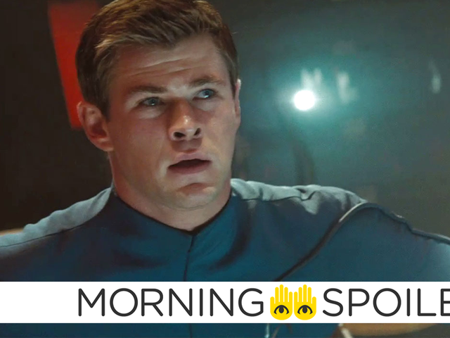 New Hints About Star Trek 4 Still Tease Chris Hemsworth's Return