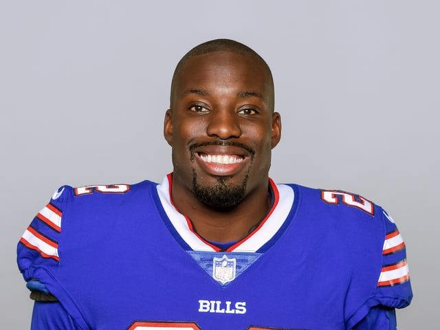 Vontae Davis, the Buffalo Bills Cornerback Who Retired at Halftime, Is All of Us