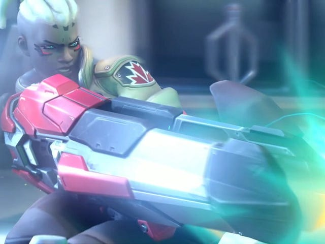 Overwatch-johtaja sanoo, että ensimmäisen mustan naisen sankarin pelastamiselle on tarina syitä