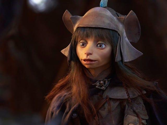 <i>Dark Crystal: Age of Resistance</i> uwalnia pierwsze zdjęcia i dynamiczny przekaz głosowy