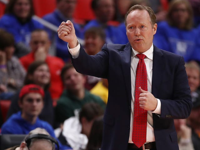 Report: Very Fortunate MikeBudenholzer Gets To Coach Giannis Now