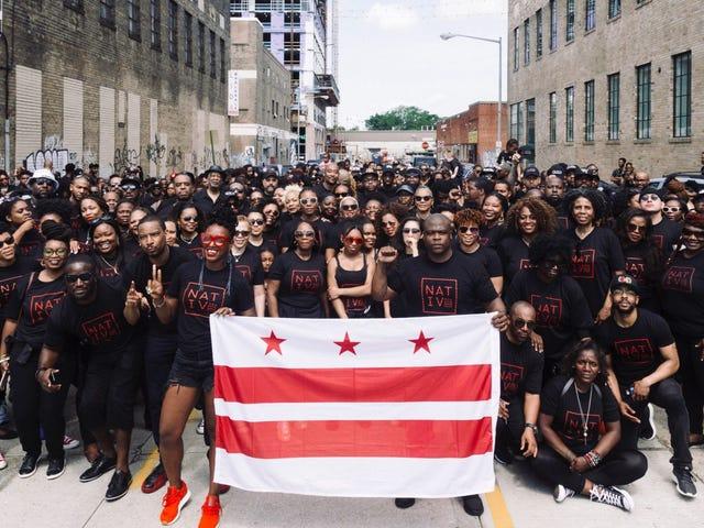 'I'm From Here': Washington, DC, Natives Fight Back Against the Whitewashing of Chocolate City