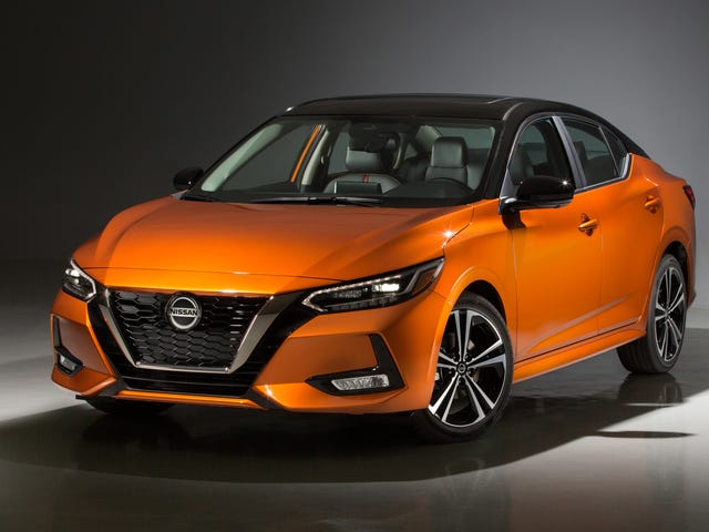 Nissan Sentra 2020 เป็นมากกว่าแค่รถเช่าคันต่อไปของคุณ