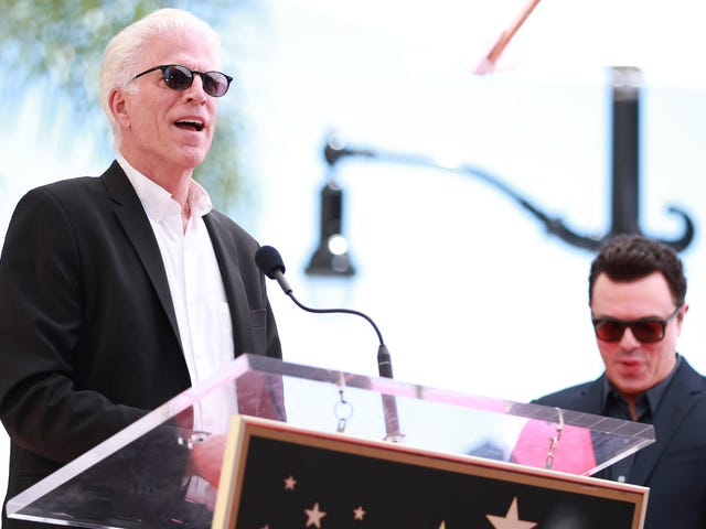 Ted Danson Will Star As the Mayor of Los Angeles in Tina Fey's New NBC Show