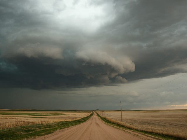 A Huge Swath of the U.S. Could See Tornadoes Over the Next Five Days