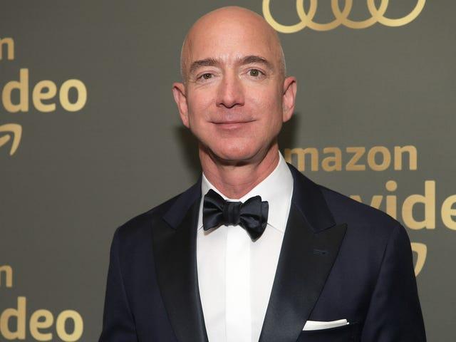 Nah, Ada Beberapa Teks Kotor yang Dituntut Dari Jeff Bezos ke Lauren Sanchez ...