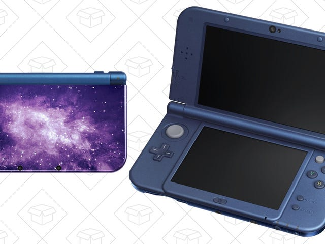 Save $25 On Nintendo's Galaxy New 3DS XL