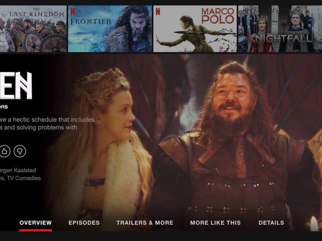 Um showrunner realmente descobriu como hackear o algoritmo da Netflix