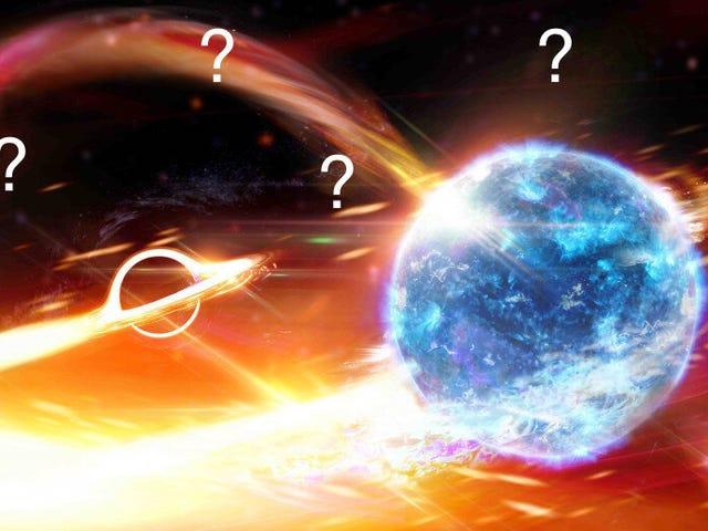Ang Misteryo ay Nagpapalalim sa Mga Bagong Nakitang Mga Ripples sa Space-Time