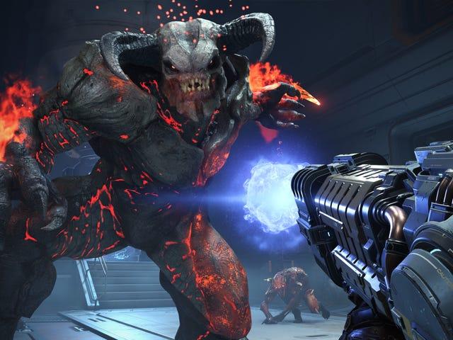 Doom Eternal retrasado a marzo