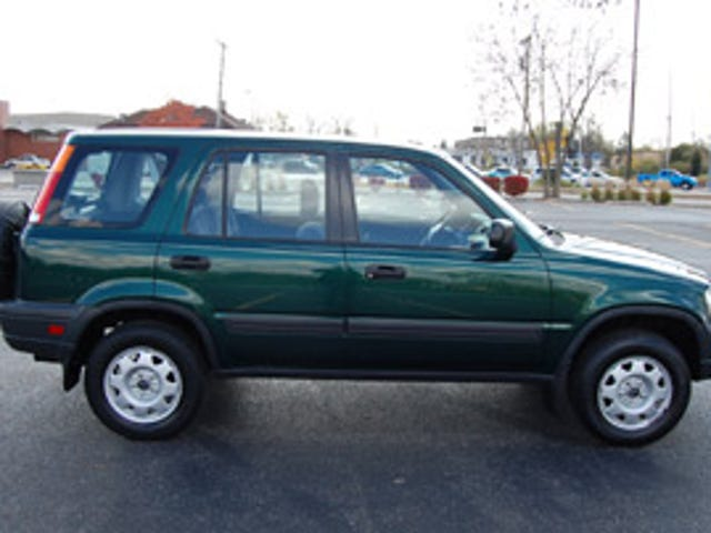 2001 CR-V EX: Good, Bad, or Meh