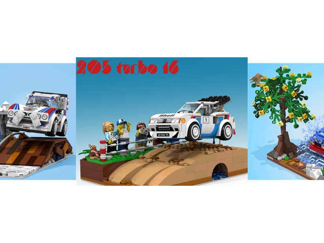 Group B LEGO Update
