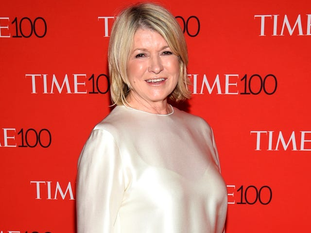 Martha Stewart Is Auctioning Off a Bunch of Her Stuff, Including a Signed Toboggan