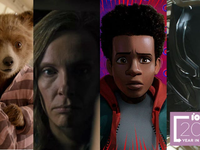 The 10 Best (and 5 Worst) Films of 2018