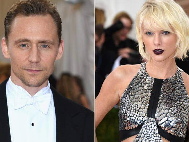Taylor Swift and Tom Hiddleston Had a Dance-Off at the Met Ball