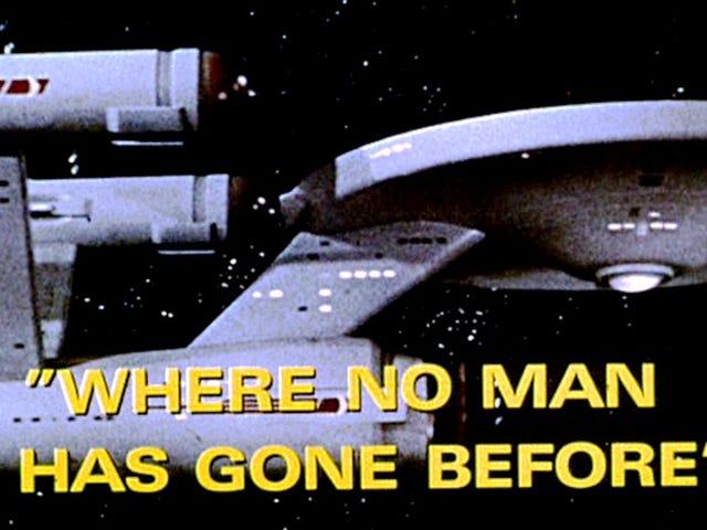 मेरे लिए प्रार्थना करो!  स्टार ट्रेक रिकैप, S01E03: नो नो मैन हैज़ गॉन बिफोर