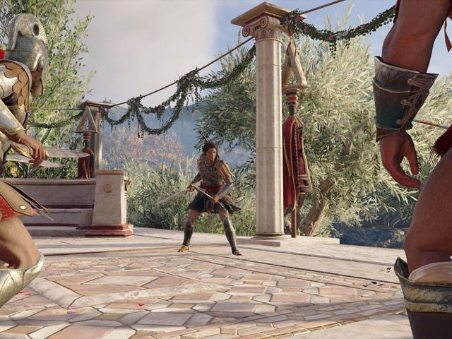 Our Quest For The BestAssassin's Creed Odyssey Difficulty Setting [Updated]
