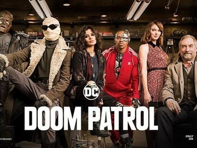 New Character Promos Are Available for the Doom Patrol