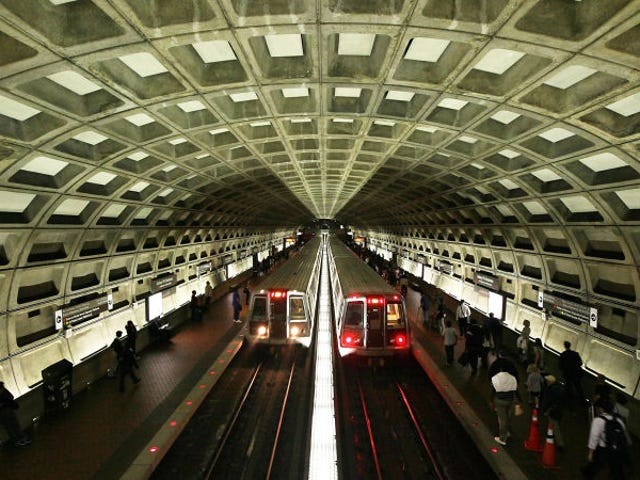 DC's Metro Is So Busted That Entire Lines Might Be Closed For Up to Six Months