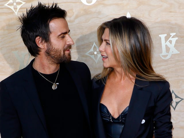 Jennifer Aniston and Justin Theroux Announce Separation After 2 Years of Marriage