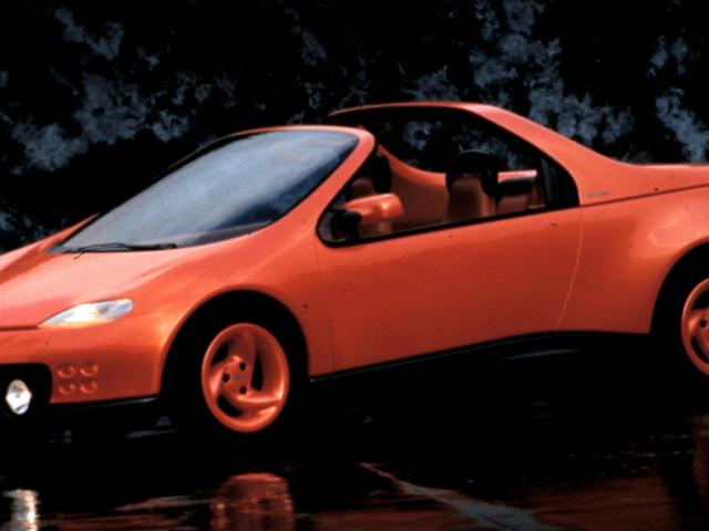 1992 Pontiac Salsa-koncept