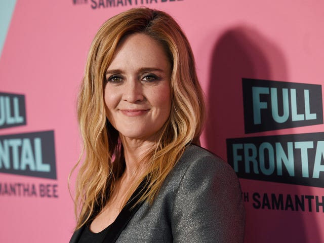 TBS Will Babysit Samantha Bee To Make Sure She Doesn't Say Any More Naughty Words