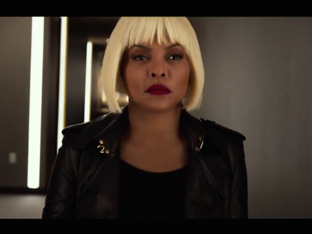 Watch Taraji P. Henson Blow Shit Up In the Trailer forProud Mary