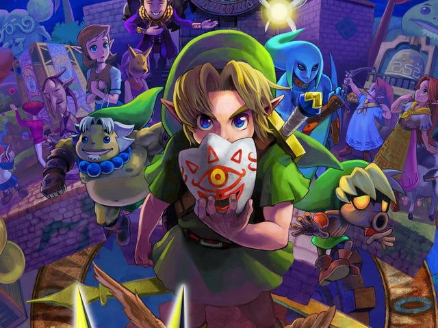 Самый страшный видеоигры Monster Is Time