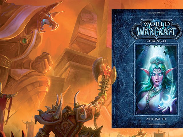 The Final Volume Of Blizzard's World of Warcraft Chronicle Gets To The Good Stuff
