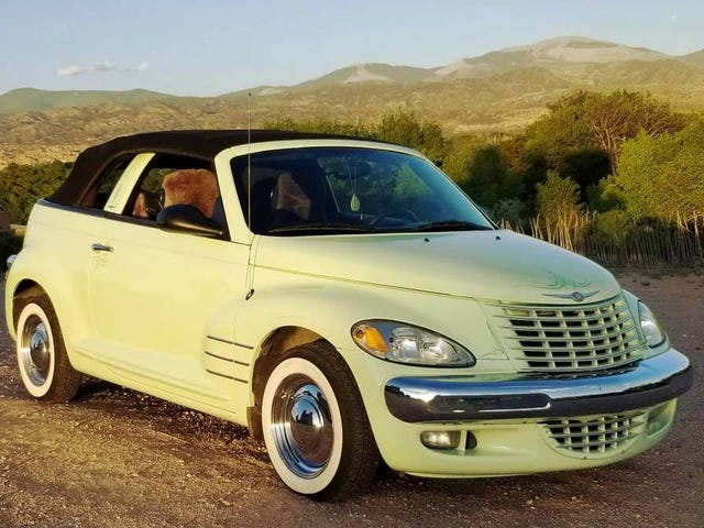 At $2,000, Would You Come to This 2005 Chrysler PT Cruiser GT Convertible's Retro Rescue?