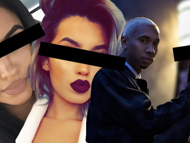 Tyga Has Been Seen With Three Kylie 'Lookalikes' This Year, But Do They Really Look Like Kylie?
