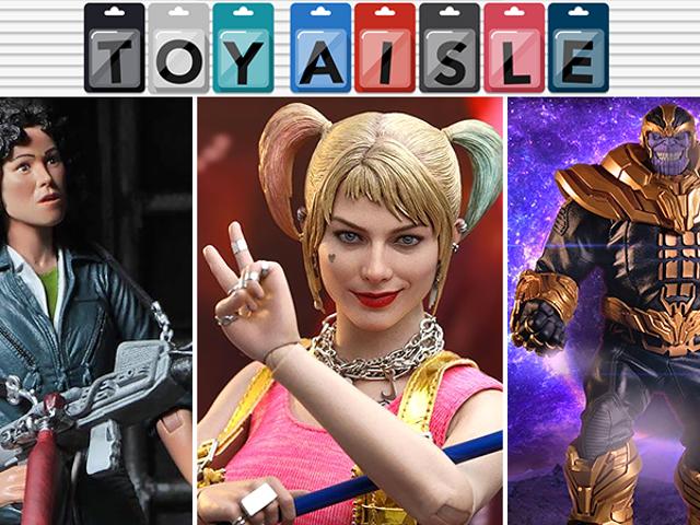 Harley Quinn får en passende fantastisk ny figur og mere af ugens fedeste legetøj