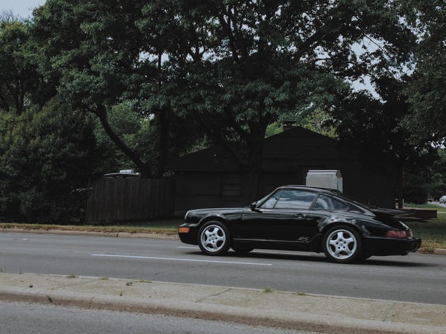 I saw a 964 RS America Today