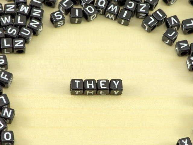 Dừng ngữ pháp kiểm soát từ 'Họ'