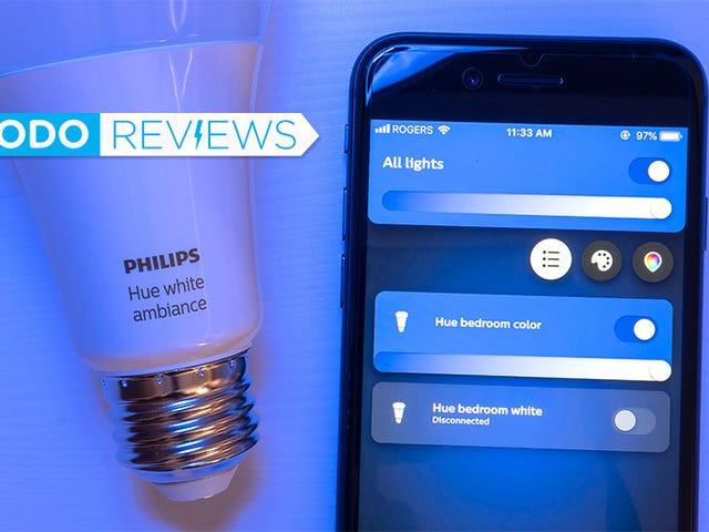 नई फिलिप्स ह्यू ब्लूटूथ बल्ब स्मार्ट लाइटिंग के बारे में जानने के लिए सबसे अच्छी जगह हैं