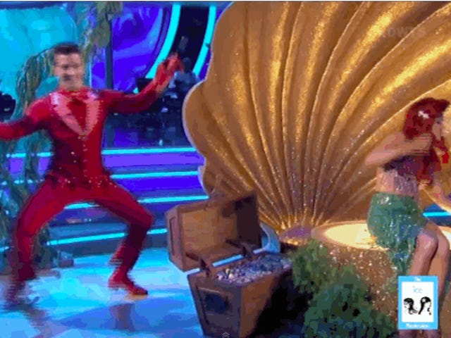 We Rank Every Insane Moment in Dancing with the Stars' Disney Special!