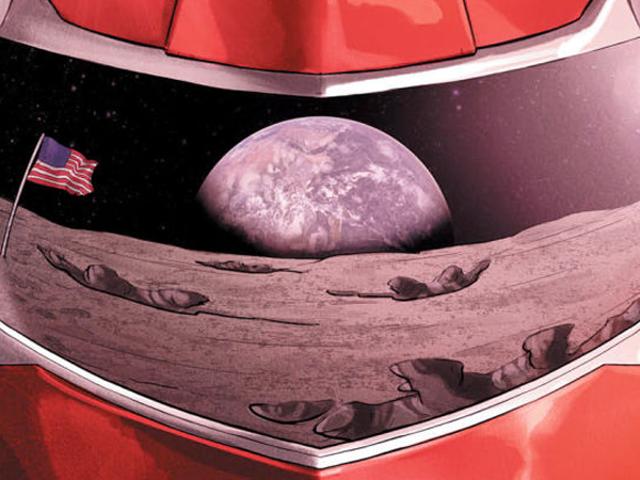 <i>Power Rangers</i>コミックは、1969年からブランドの新しいチームを紹介しています