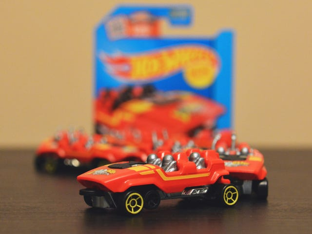 Wacky Wednesday: Hot Wheels Loopster