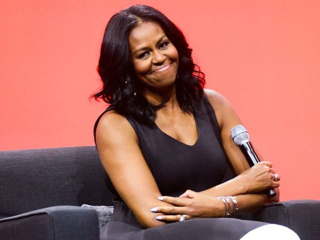Michelle Obama Secures Bag, Adds 21 Book Tour Dates