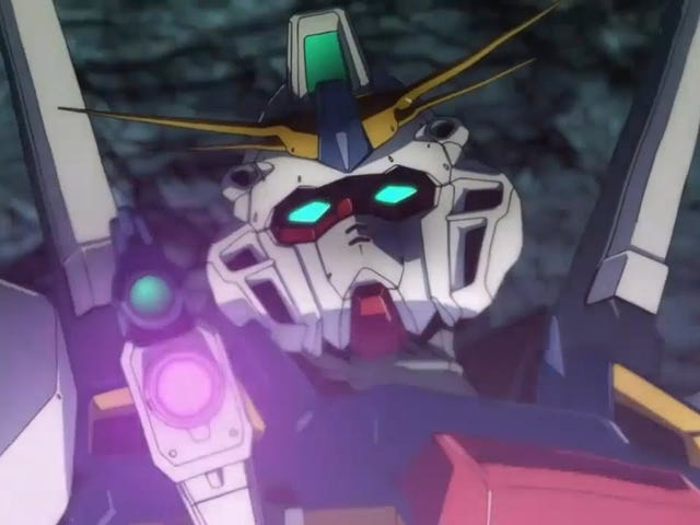 If you were Excited for Gundam: Twilight Axis Don't Be