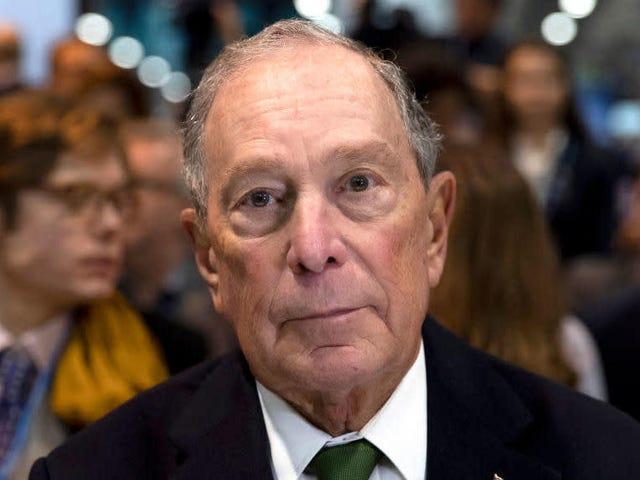 Natürlich sind die Jungs von Fuck Jerry in die Meme-Kampagne von Mike Bloomberg involviert